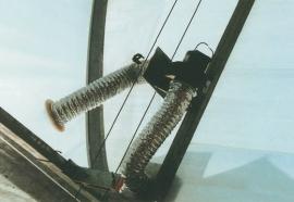 双层膜充气系统