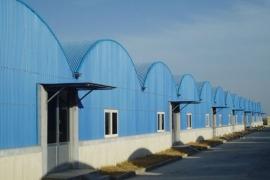 中国海洋大学鱼类贝类养殖温室